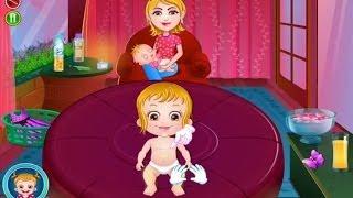 ☺Королевская ванна для девочки Хейзел ▬ видео игра для детей☺