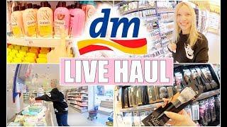 XXL DM HAUL 🛍 | Ich nehme Euch mit beim Shoppen | Isabeau