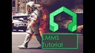lMMS Tutorial Создание реп минуса