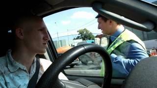 Инспектор ГАИ обиделся и придумал новую статью ПДД(Больше видео о ГАИ на http://5vlast.org., 2010-02-20T14:29:06.000Z)