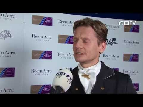 Reem Acra FEI World Cup™ Dressage Final 2015 Las Vegas - Edward Gal