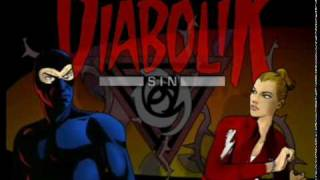 Diabolik - The Original Sin - Intro to Chapter 1
