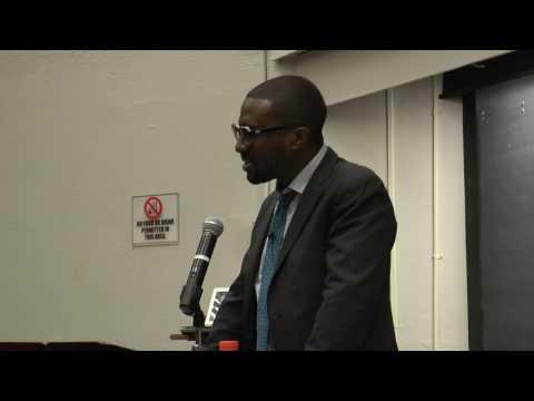 2017 BHM Scholar Michael Ralph