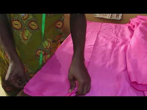 How to sew African native men's wear (buba and sokoto) part 1 thumbnail