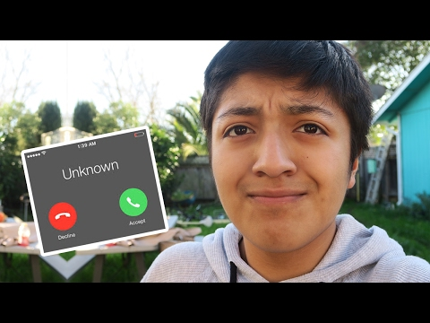 SCHOOL CALLED ME AND WANTS TO DELETE MY CHANNEL..