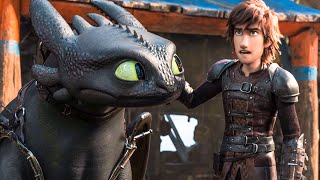 HOW TO TRAIN YOUR DRAGON 3 All Movie Clips + Trailer (2019)