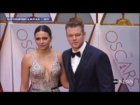 Watch the 89th annual Academy Awards red carpet arrivals