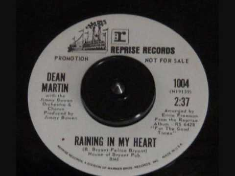 Dean Martin - RAINING IN MY HEART