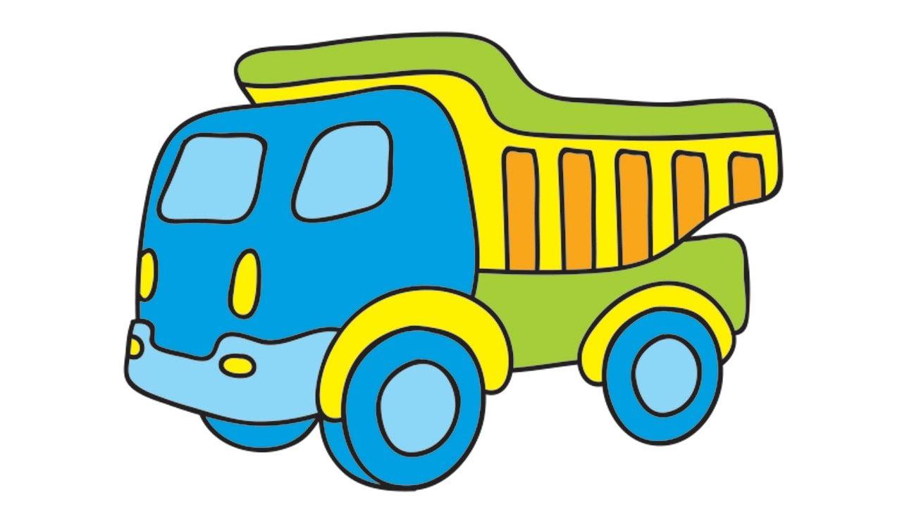 Mesjouetspréférés Le camion et le bulldozer