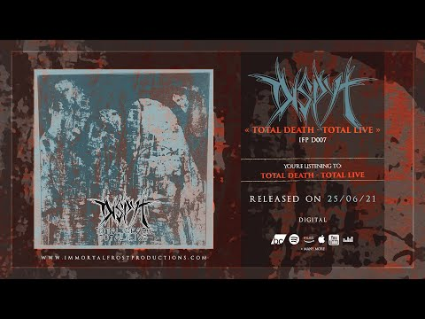 Dispyt - Total Death - Total Live (Live Video / Full Album Stream)