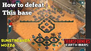 Transformers Earth Wars: How to beat popular base designs