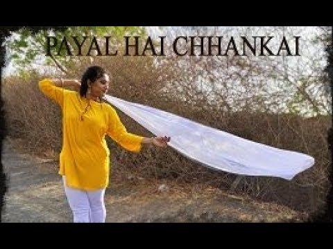 Maine Payal Hai Chhankai - Falguni Pathak | Dance Cover By Alabhya.
