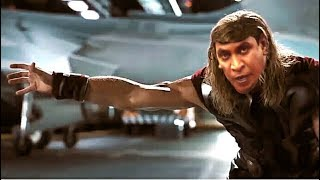 Hulk vs thor   TAMIL DUBBED  Helicarrier fight scene with VADIVELU VOICEOVER kuttystory