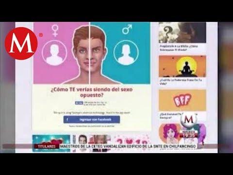 ¿Qué hay detrás de la app de Facebook que cambia al sexo opuesto?