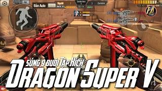 Tâp Kích - Dragon Super V , Dual D.E Combo 2 Tay 2 Em , Mình Anh Chấp Hết | F.A CHANNEL