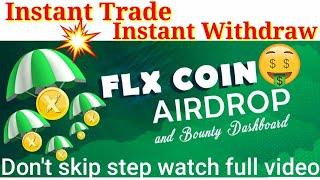 5000 Felixo Exchange Token Airdrop | Instant WIthdrawal All Information
