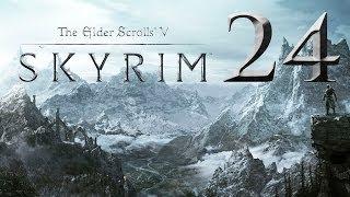 Skyrim - Часть 24 (Незабываемая ночка)