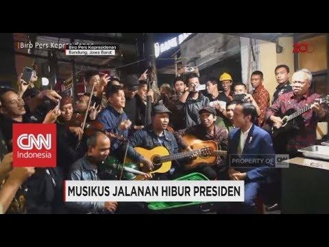 Presiden Jokowi & Pengamen Bandung Mp3