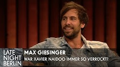 War Xavier Naidoo schon immer so verrückt? Max Giesinger im Talk | Late Night Berlin | ProSieben
