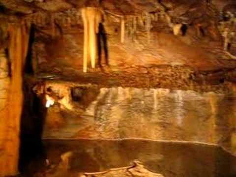 Excellent cave decorations