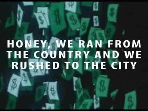 the drums - money (lyrics)
