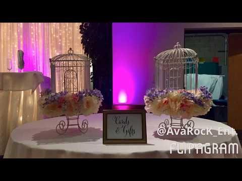 Scassa Wedding @ The SNPJ Alpine Room  5/27/17