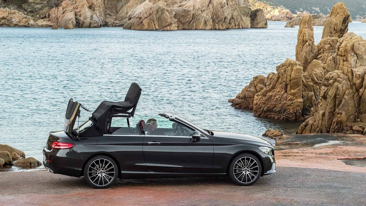 2019 Mercedes Benz C Class C43 Amg Coupe And Cabriolet Drive Design And Interior