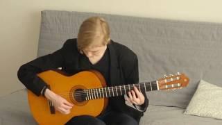 Danny Kado - Уроки Игры на Гитаре в Санкт-Петербурге