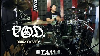P.O.D. - Alive - Drum Cover