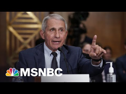 New Fauci Warning: Current Covid-19 Deaths Are The Unvaccinated | MSNBC
