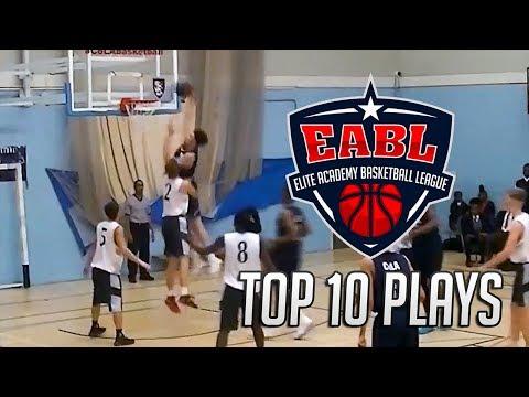 EABL Top 10 Plays Week 4 - 2017/18 Season