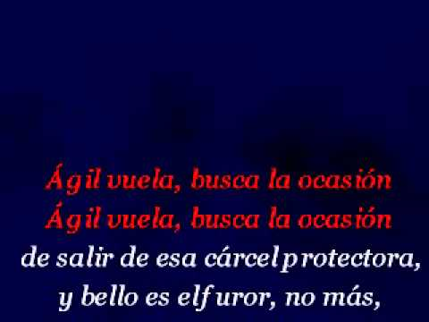 Karaoke  El Mochuelo - Otto Serge - Rafael Ricardo