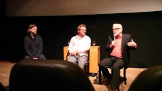 Part 3 video of Martin Scorsese, interviewed by Paul Thomas Anderson