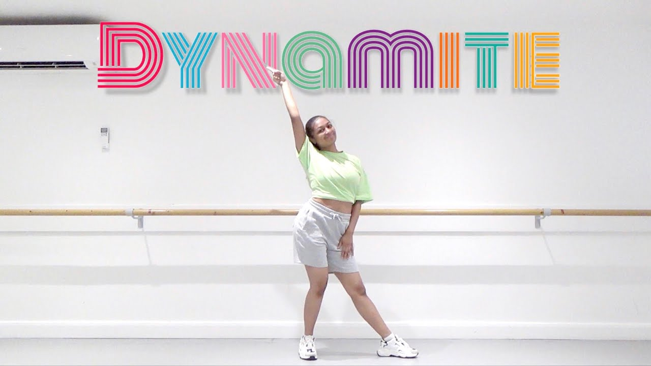 BTS (방탄소년단) - 'Dynamite' - Dance Cover | LEIA 리아