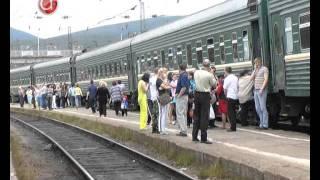 видео Билеты на поезд в Оленегорск, расписание, стоимость, заказ билетов.