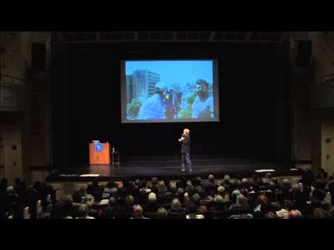 Rick Steves- Traveling as a Global Citizen