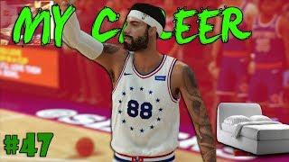 TUFFARSI NEL LETTO NON BASTA, DECIDE TUTTO LA CPU! - NBA2K19 My Career #47 - [ITA PS4]