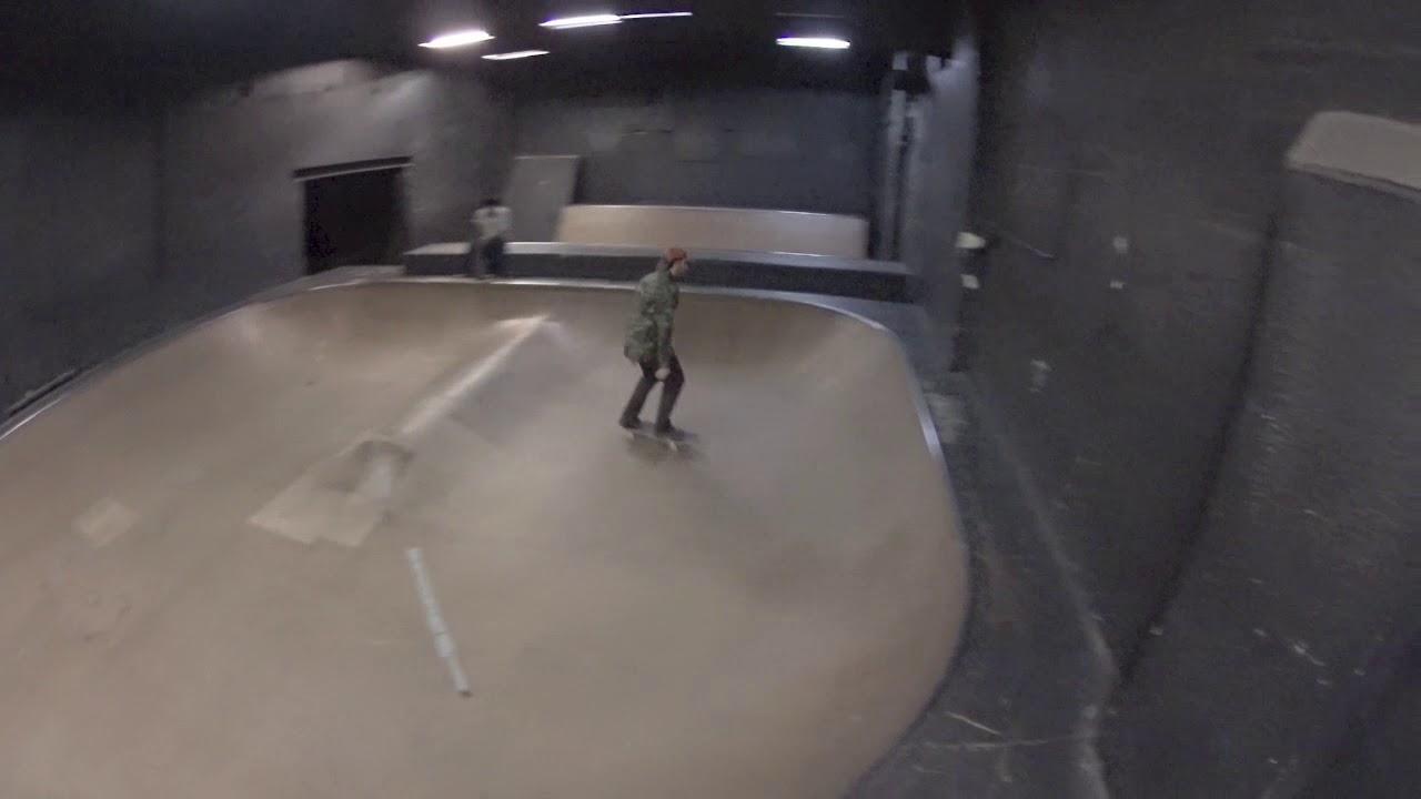 Skate Naked - Columbus, OH - YouTube