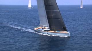 Loro Piana Superyacht Regatta 2013 - Race Day 1