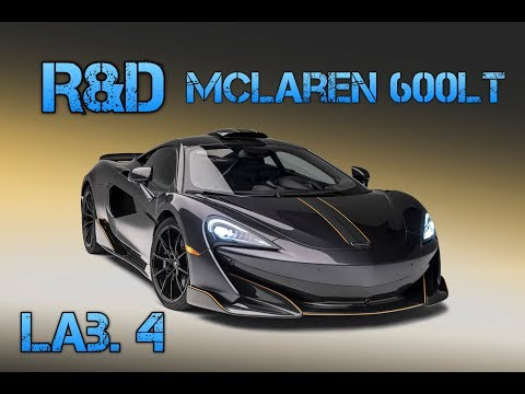 Asphalt 8 - R&D Mclaren 600lt Lab. 4 (Stream)