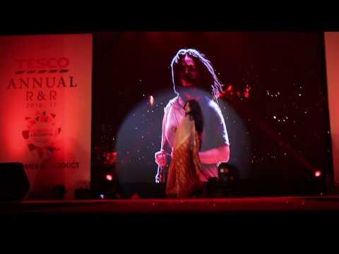 Baahubali 2 | Stars Fashion Show | Tesco Bangalore