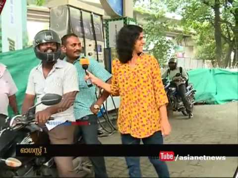 Riders from  Kochi responds about the 'No Helmet No Petrol' Rule