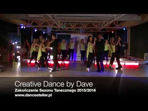 Creative Dance by Dave - Zakończenie Sezonu Tanecznego Dance Atelier
