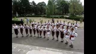 Ansamblul Folcloric Mugurasii - Dans la Comanesti