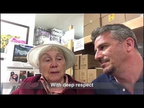 Raisa Hatkin - a Holocaust Survivor from Netanya, Israel