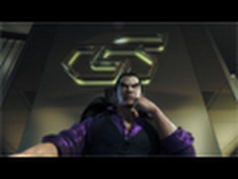 The Opening Of The Tekken Blood Vengeance Youtube