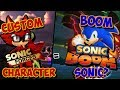 Sonic Forces: Was Boom Sonic a Prototype for the Custom Character? - DISCUSSION
