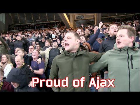 Proud of Ajax!