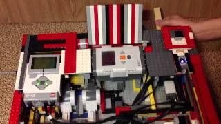 Лего сейф 8.0