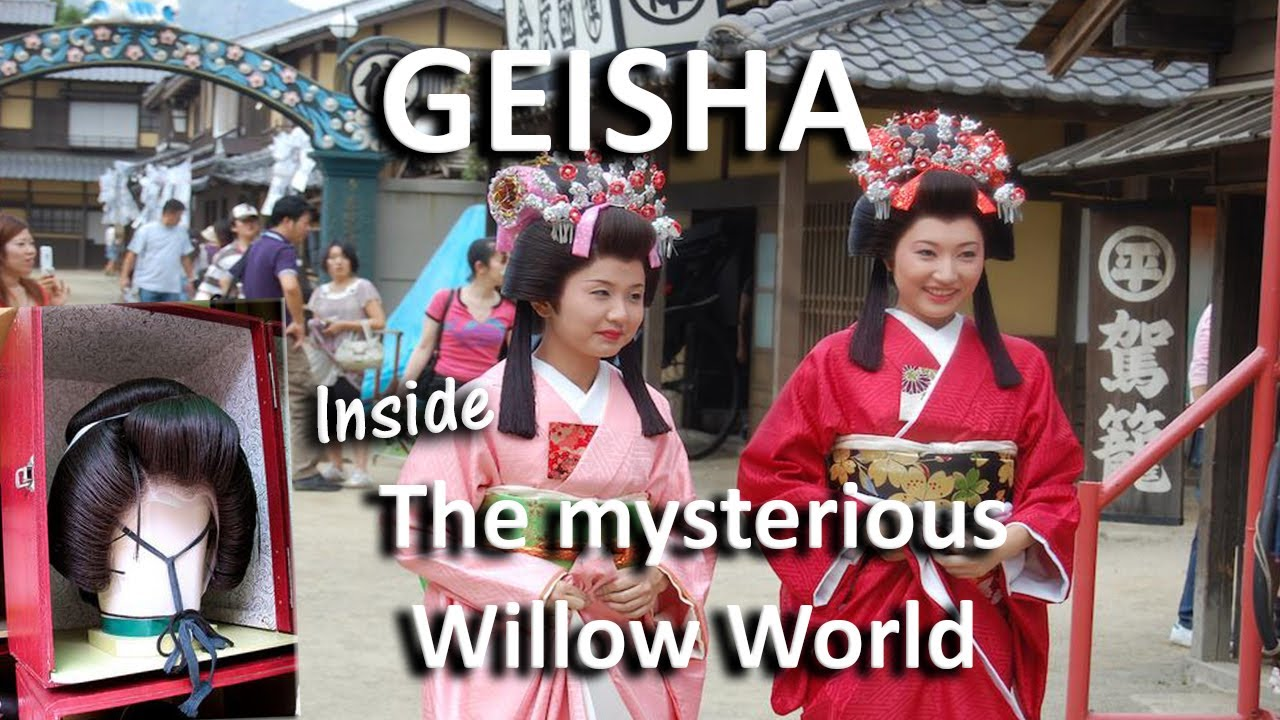 The Life of a Modern Japanese Geisha